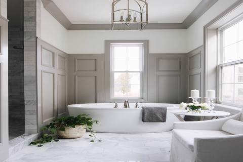 Nguyên tắc khi bố trí phòng tắm phù hợp phong thủy