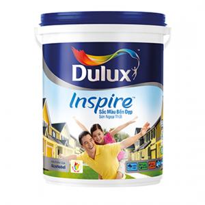 Sơn Ngoại Thất Dulux Inspire 5L - Bề mặt mờ