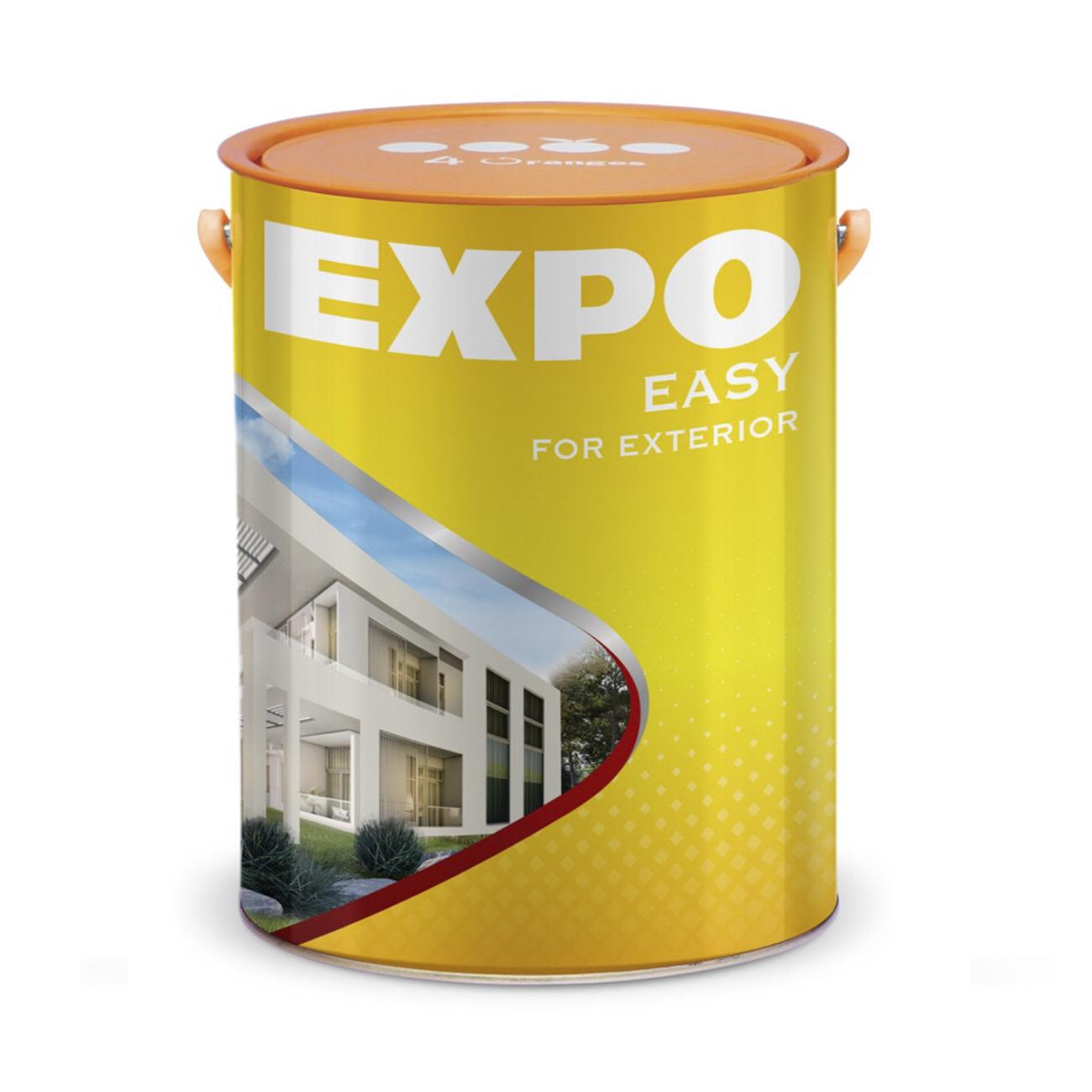 SƠN NƯỚC NGOẠI THẤT - EXPO EASY FOR EXT