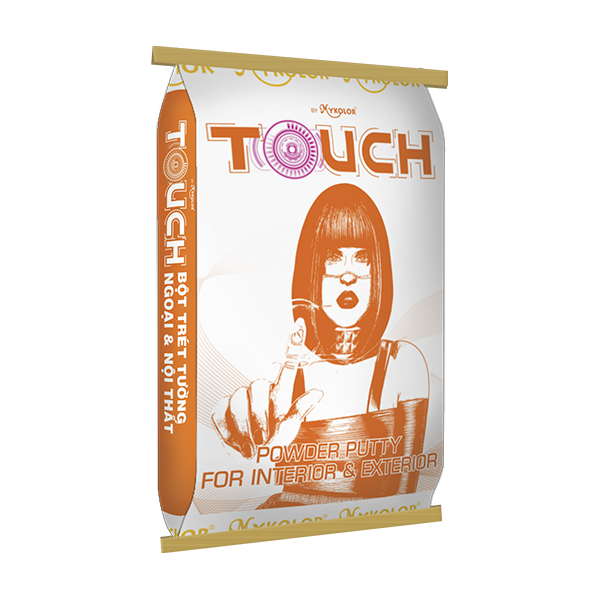 MYKOLOR TOUCH POWDER PUTTY INT & EXT