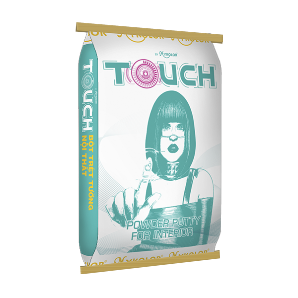 MYKOLOR TOUCH POWDER PUTTY FOR INT