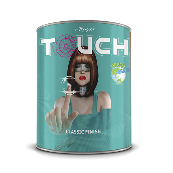 MYKOLOR TOUCH CLASSIC FINISH (1L)