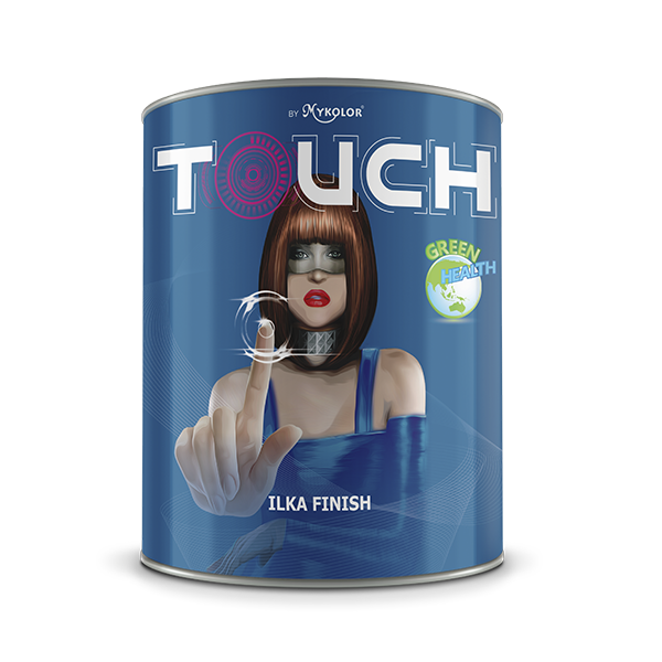 MYKOLOR TOUCH ILKA FINISH (1L)