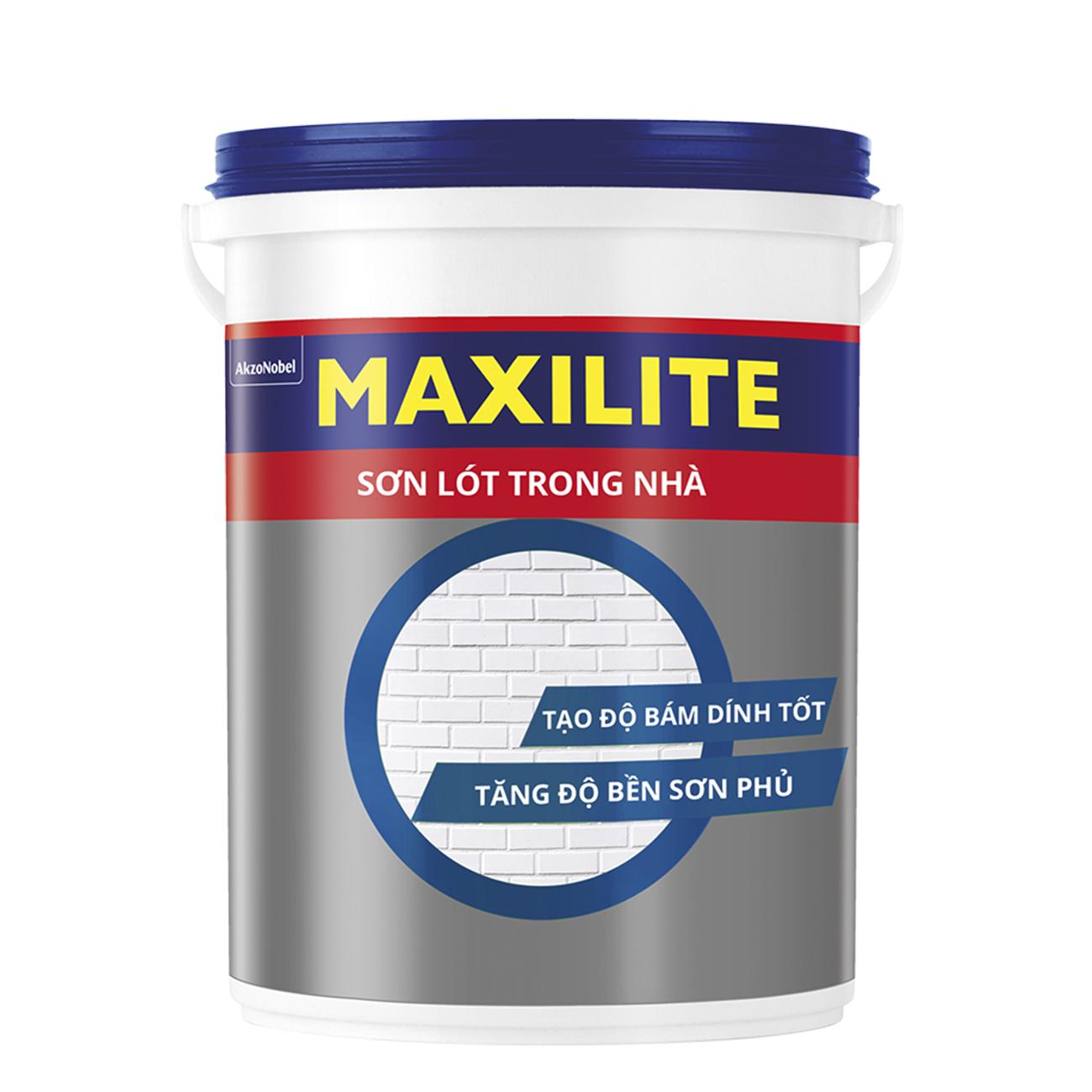 SƠN LÓT TRONG NHÀ MAXILITE 5 LÍT