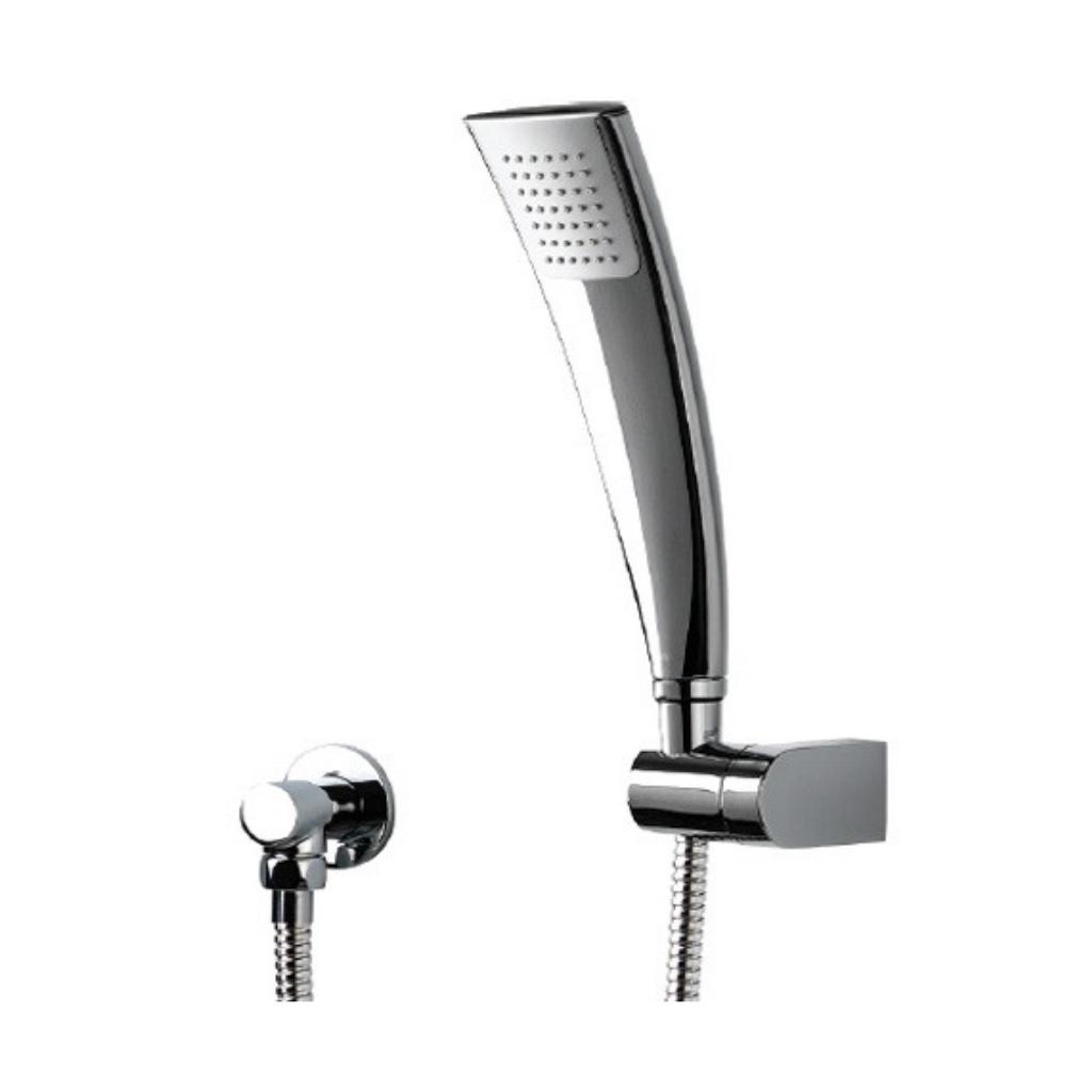 Bát sen Aerial Shower tiết kiệm nước kèm cút nối tường và gác sen - TOTO - TTSH103ECFU