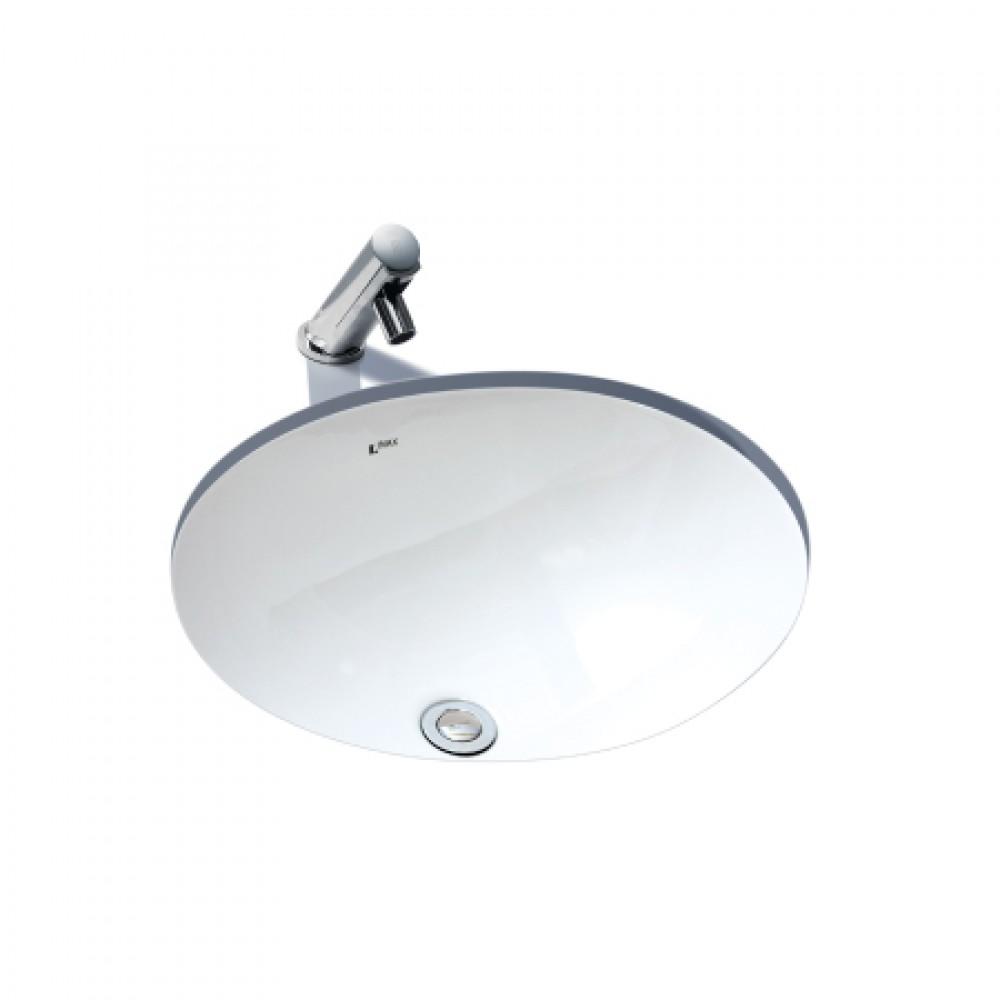 Chậu rửa âm bàn INAX L-2293V/BW1