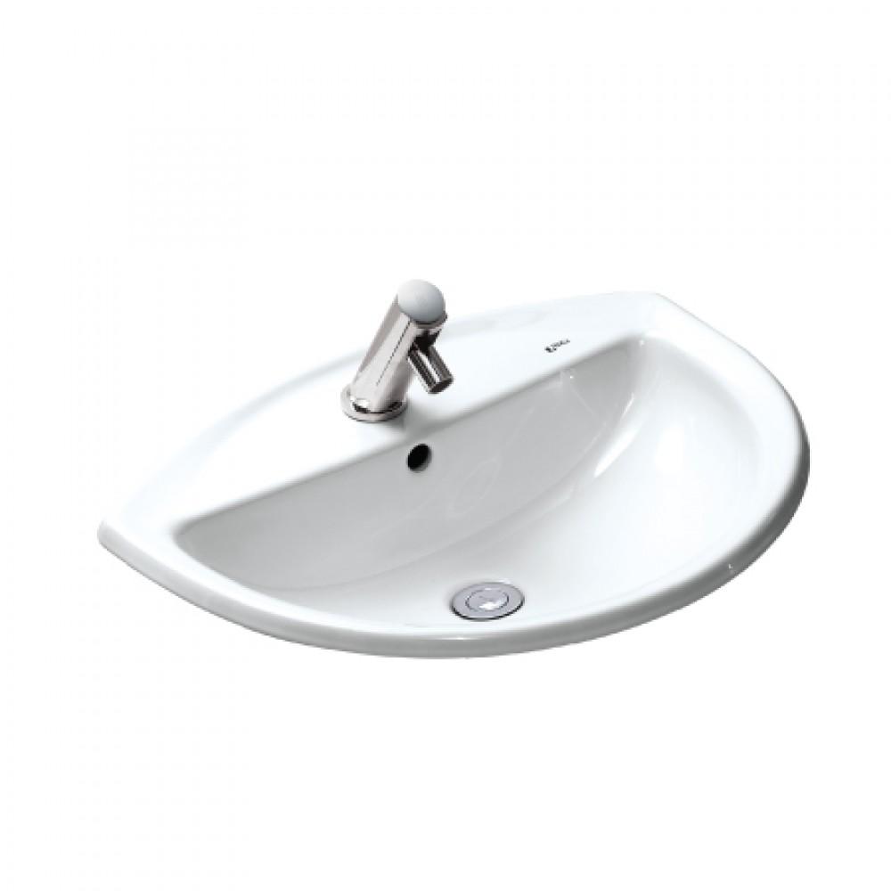 Chậu rửa dương bàn INAX AL-2396VEC/BW1