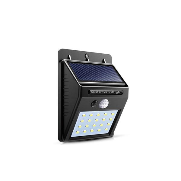 Đèn ốp tường năng lượng 20 LED