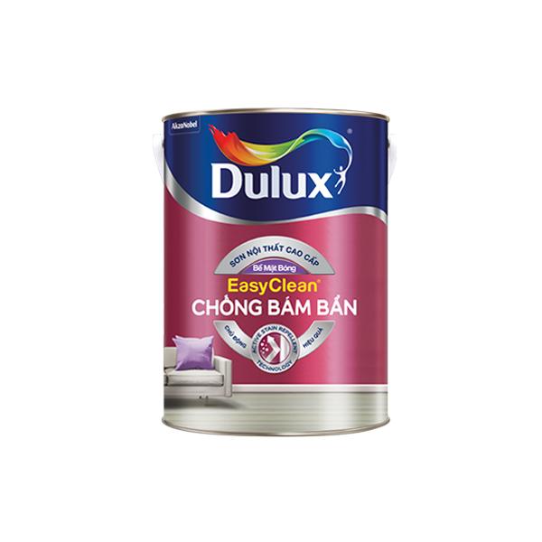 Dulux EasyClean Chống Bám Bẩn - Bề Mặt Bóng