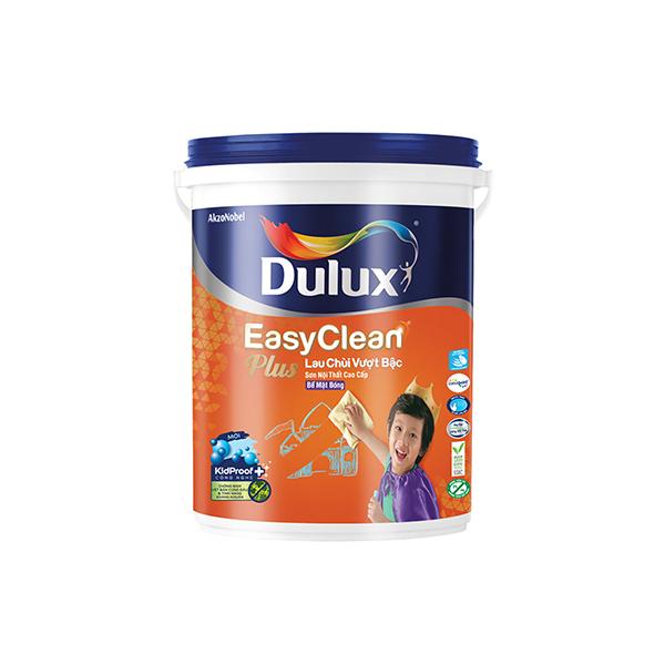 Dulux EasyClean Plus Lau Chùi Vượt Bậc Bề Mặt Bóng