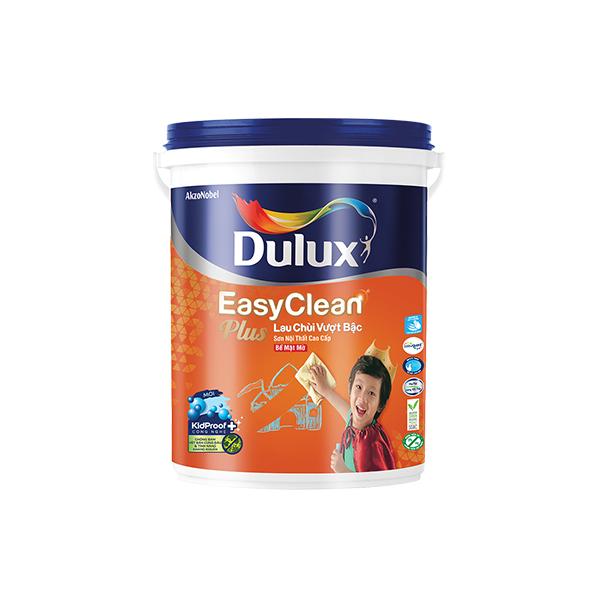 Dulux EasyClean Plus Lau Chùi Vượt Bậc Bề Mặt Mờ