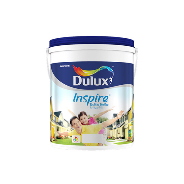 Dulux Inspire Ngoại Thất Sắc Màu Bền Đẹp Bề Mặt Bóng