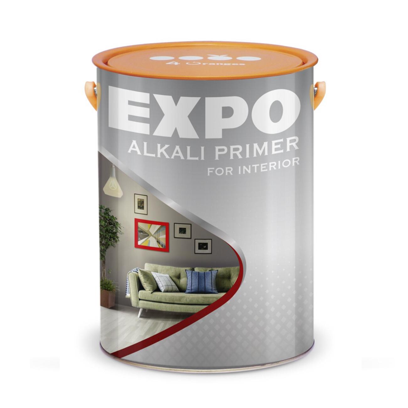 SƠN LÓT CHỐNG KIỀM NỘI THẤT - EXPO ALKALI PRIMER FOR INT