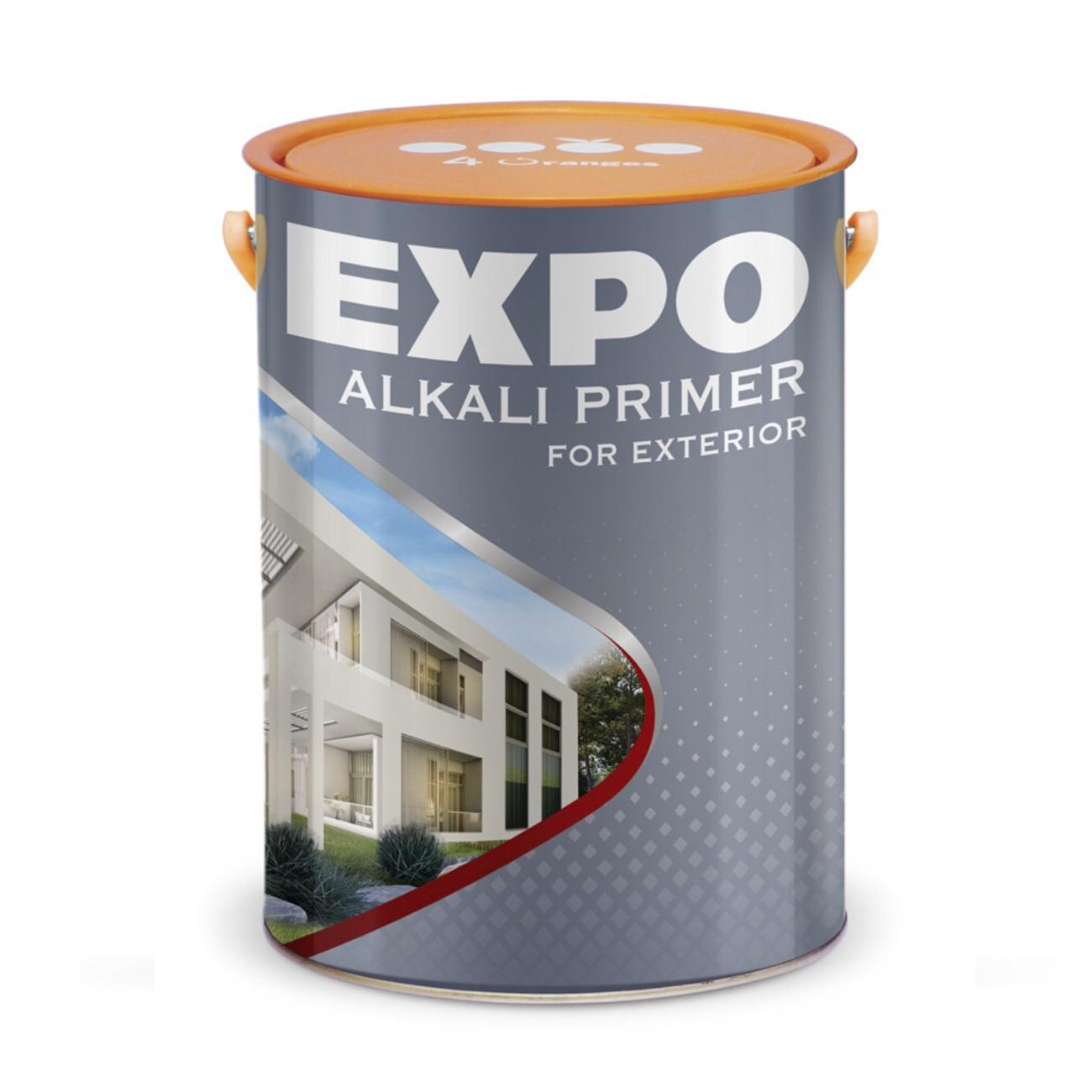 SƠN LÓT CHỐNG KIỀM NGOẠI THẤT - EXPO ALKALI PRIMER FOR EXT