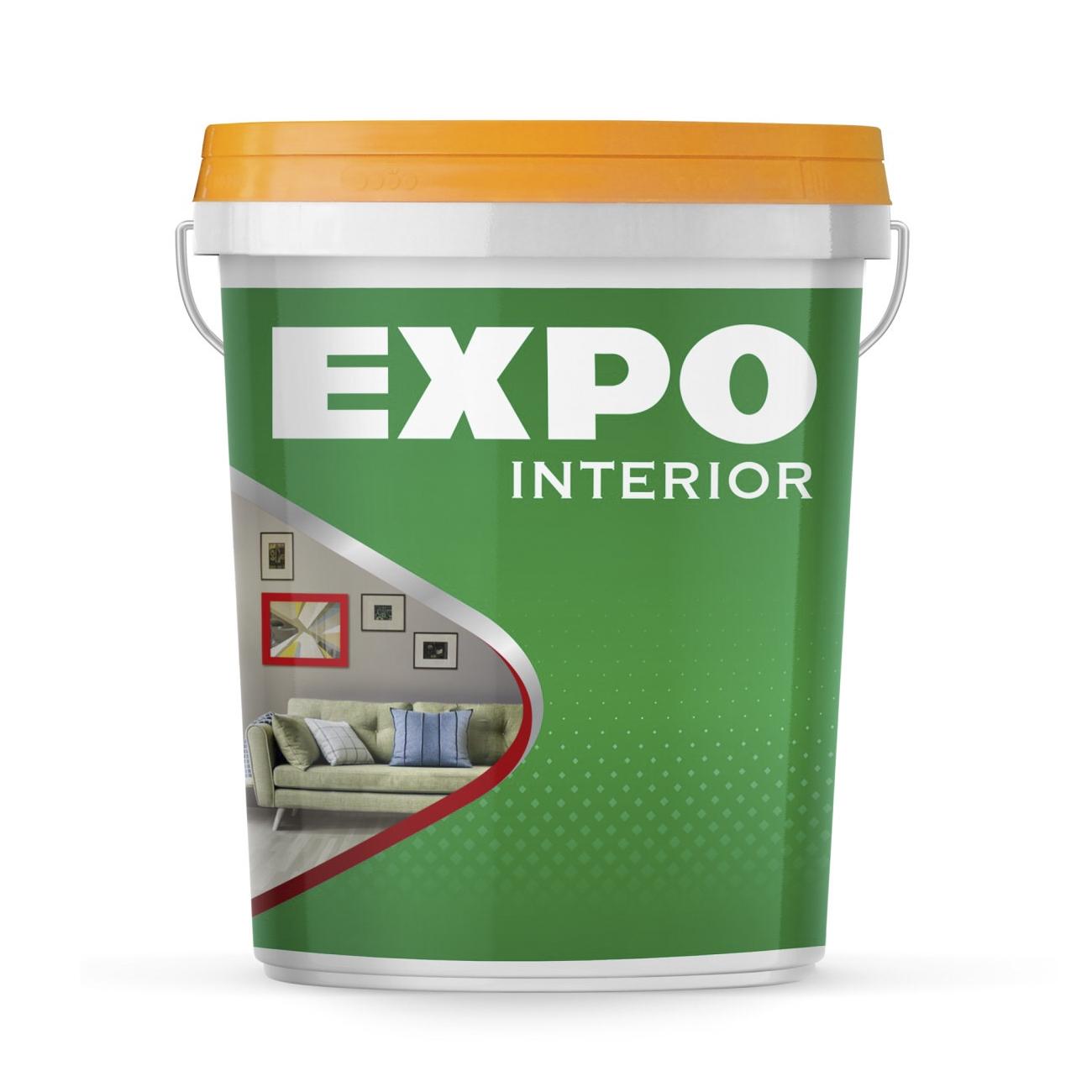 SƠN NƯỚC NỘI THẤT - EXPO FOR INT