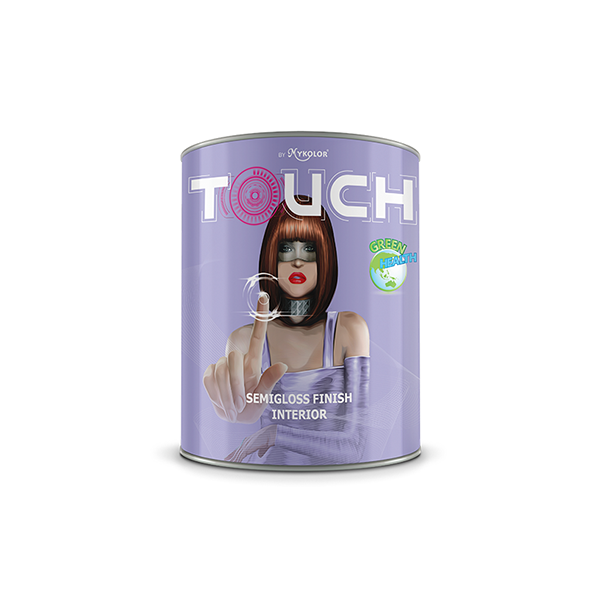 MYKOLOR TOUCH SEMIGLOSS FINISH INT