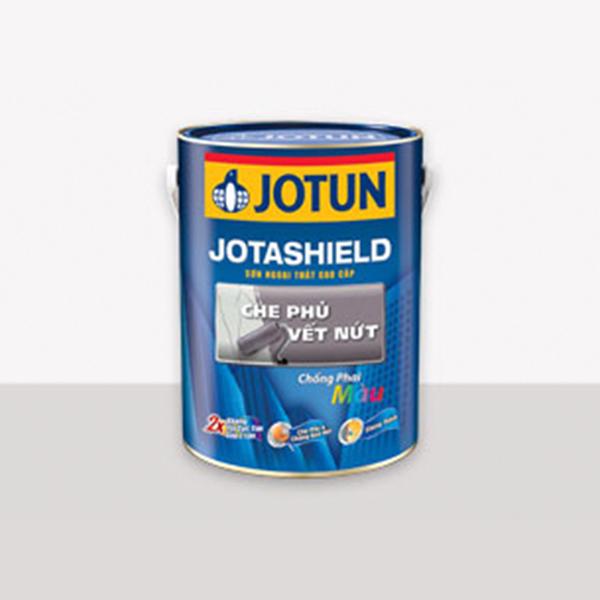 Sơn ngoại thất Jotun Jotashield che phủ vết nứt