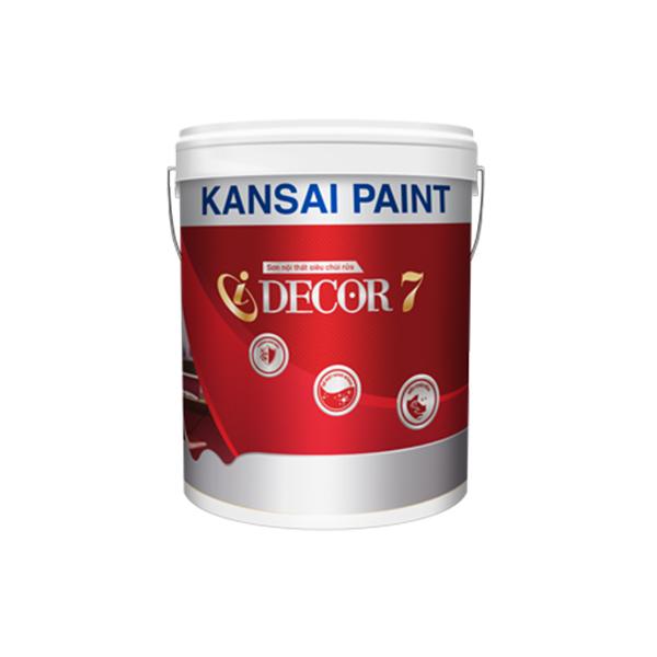 Sơn nội thất siêu chùi rửa IDECOR 7