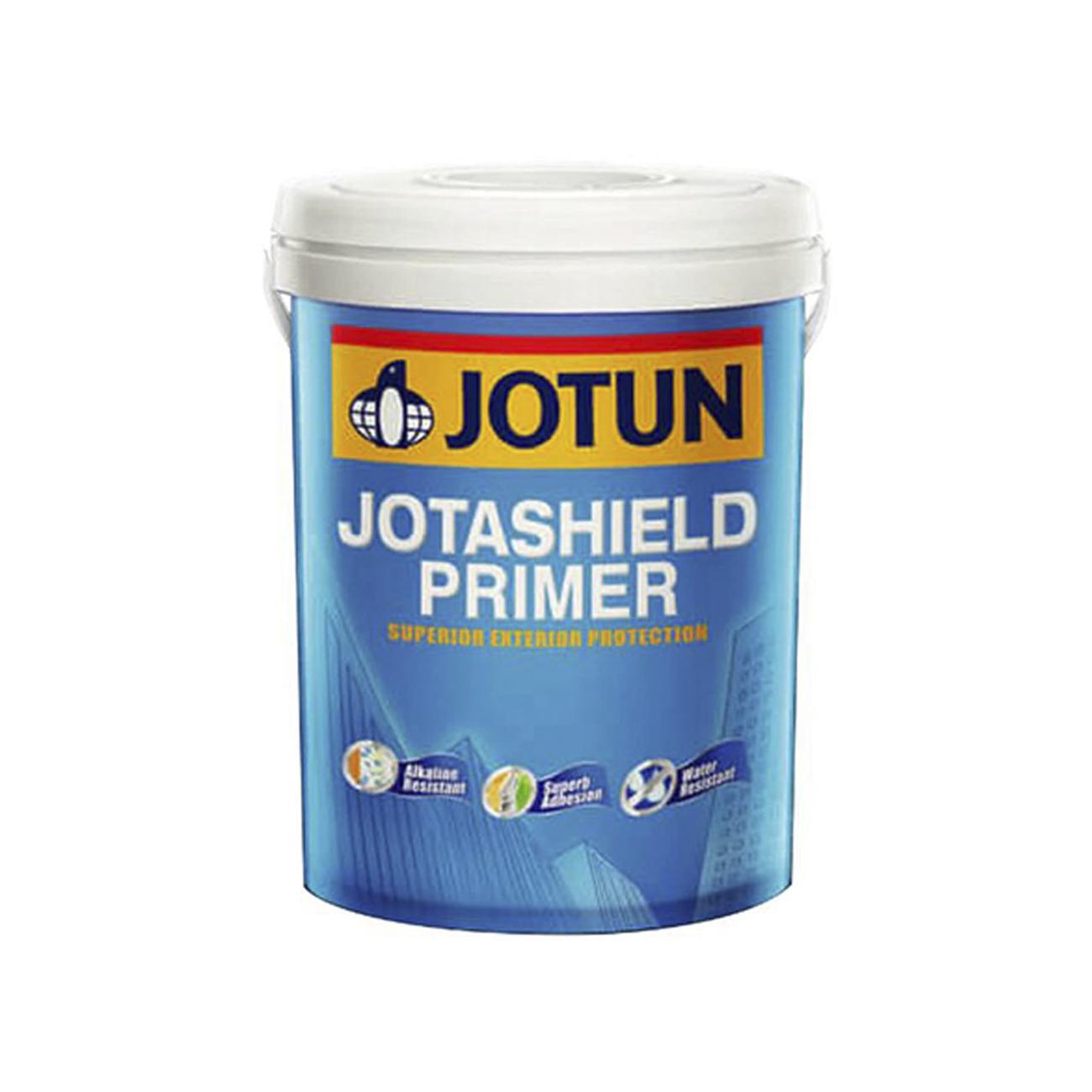Sơn lót chống kiềm ngoại thất Jotun Jotashield Primer 5 Lít