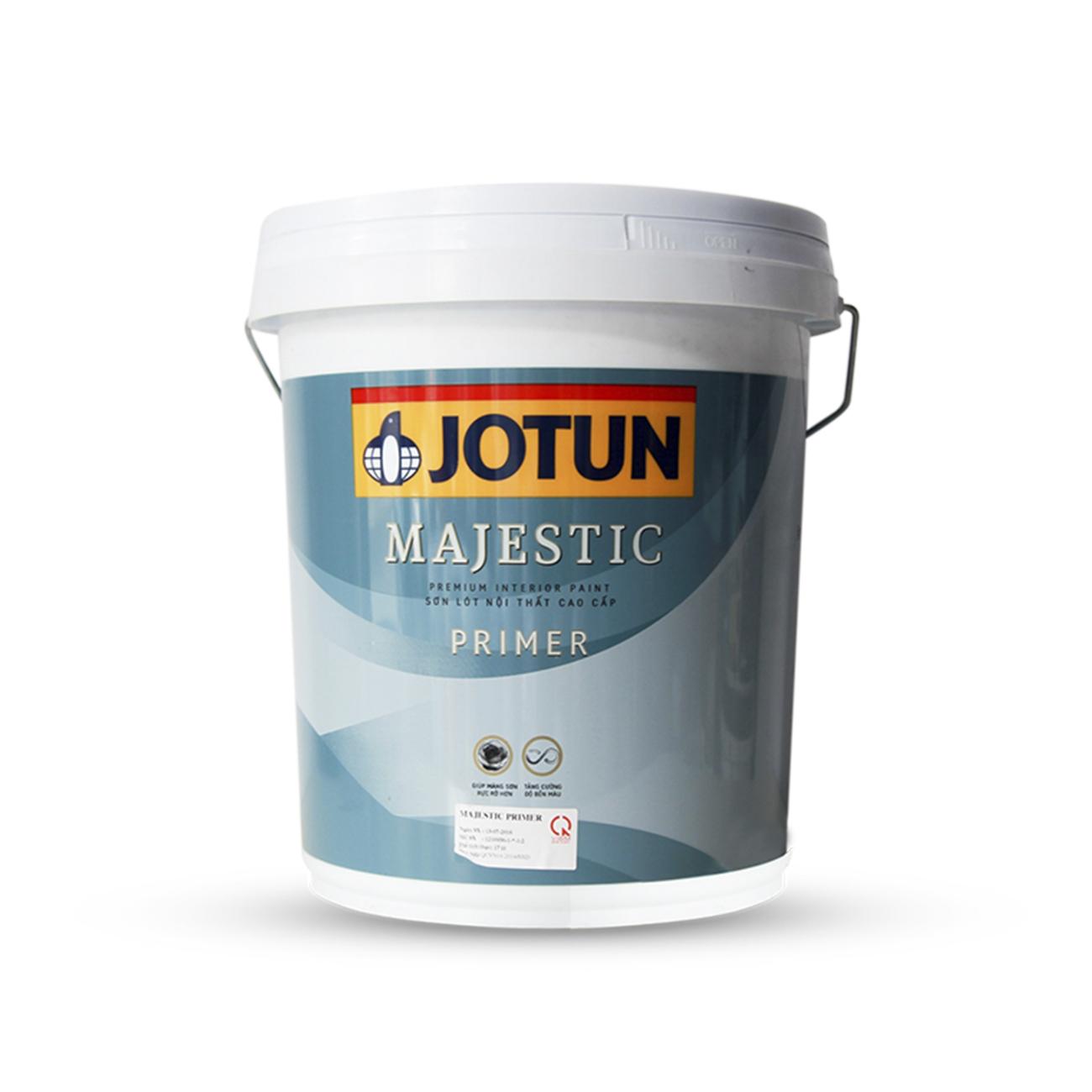 Sơn lót chống kiềm nội thất Jotun Majestic Primer 5 Lít