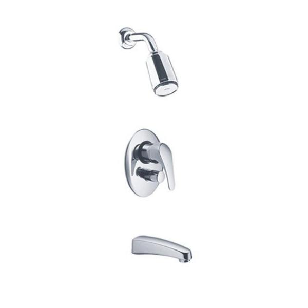 Vòi sen tắm âm tường TS518A - Phụ kiện TS602